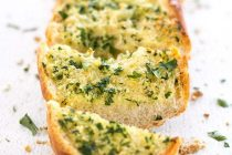 Butter and garlic toast
