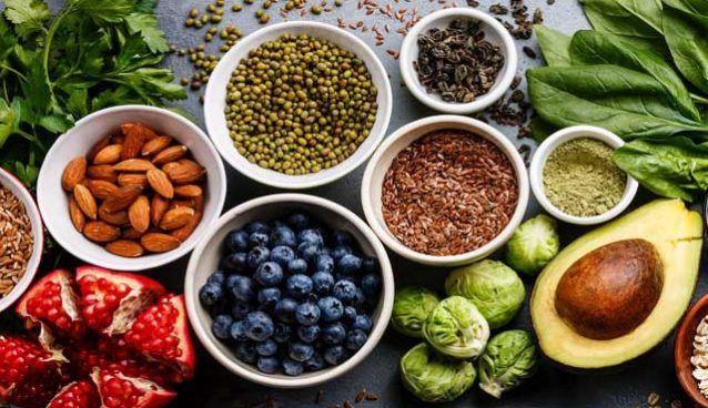 7 superfoods are really good.